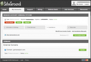 siteground-my-account